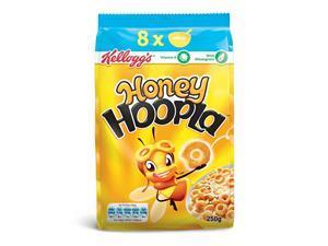 Kellogg's Honey Hoopla 240g bag