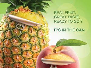 Del Monte fresh advert