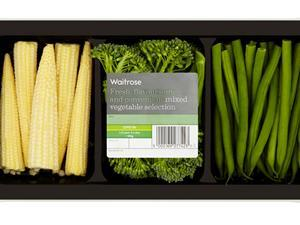 Waitrose veg