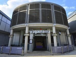 Wagamama Flickr needs credit