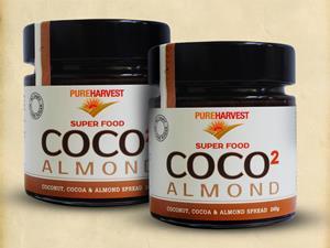 Australia: Coconut, Cocoa & Almond Spread