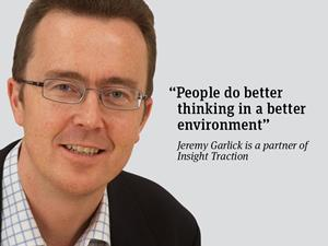 Jeremy Garlick opinion quote
