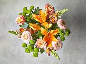 Waitrose flower delivery