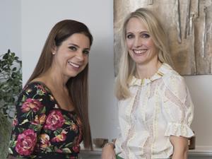 AllBright founders Debbie Wosskow and Anna Jones