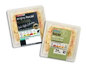 spar enjoy local coleslaw
