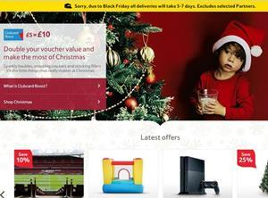 Tesco Direct screenshot
