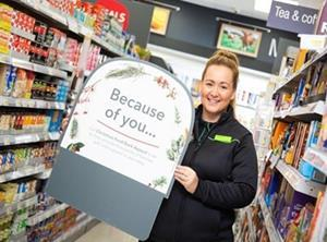 Central England Coop food bank appeal