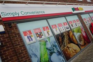 simply convenience go local fascia