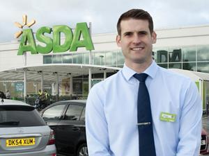 Asda store manager