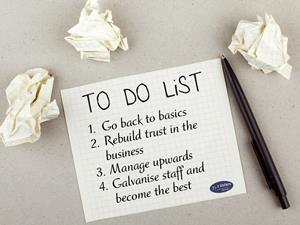 2 sisters to do list - one use