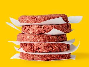 Impossible Foods burger patties