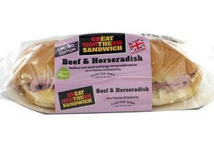 james hall great northern sandwich