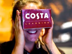 Costa VR training