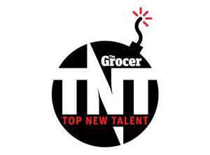 Top New Talent logo
