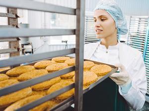 food factory worker