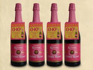 France: Rosé Cider