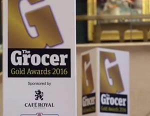 Grocer Gold Awards 2016