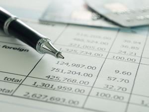Finance accounting financial results balance sheet