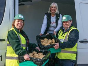 FareShare Morrisons