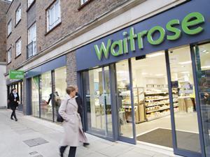 Waitrose Leatherhead store