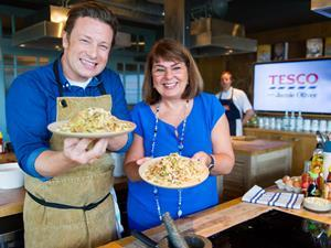 Jamie Oliver Tesco