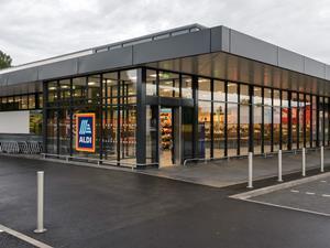 Aldi UK and Ireland store