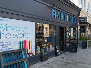 Hartley's Shop