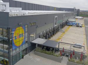 lidl wednesbury distribution centre