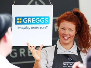 Greggs Foodies Festival pop-up