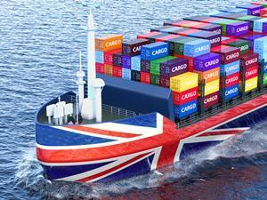 Cargo Union Jack