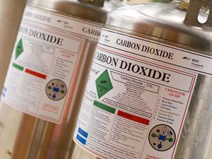 Carbon dioxide CO2 canisters