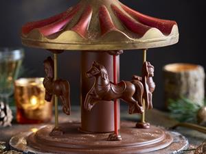 Aldi chocolate carousel