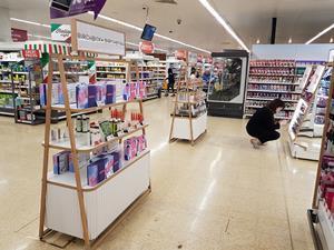 Sainsbury's beauty