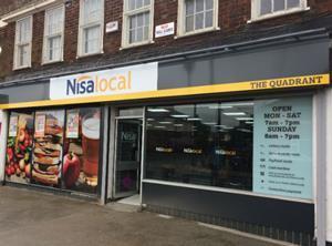 New Nisa store Hull