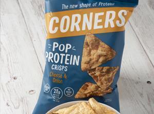 Corners crisps