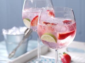 Asda Pink Gin