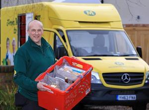Morrisons deliveries
