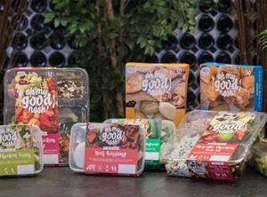 Oh My Good Nosh ready meals range
