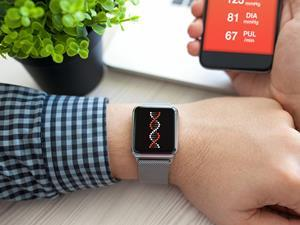dna apple watch technology