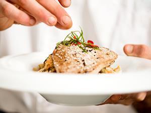 fish tuna dish