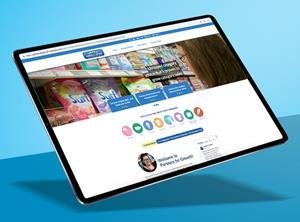 unilever partners for growth website ipad