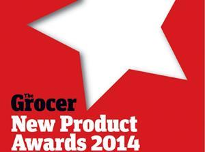 The Grocer New Product Awards 2014 logo