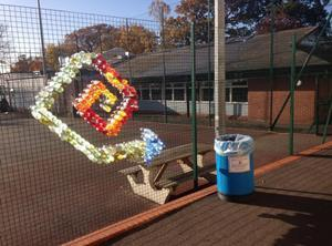bidfood recycling education at schools