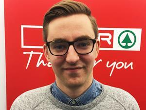 Alex Bristow Spar buyer