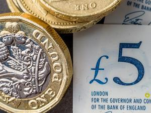 pound Inflation money economy web