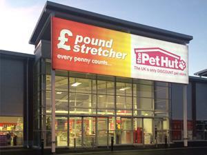 Poundstretcher store