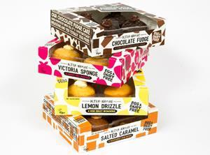 Alternative Foods cakes