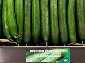 Morrisons cucumber