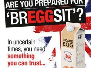 Breggsit egg campaign