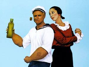 popeye and olive one use